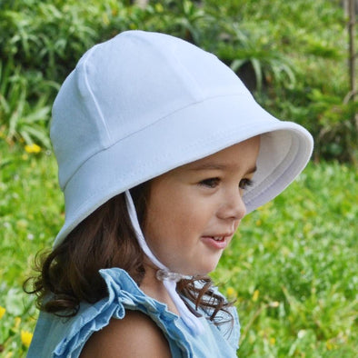 Plain Baby Bucket Hat
