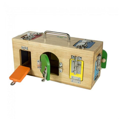 Original Lock Activity Box