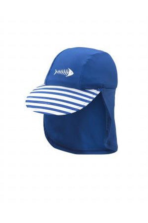 Fishbones UPF50+ Swim Cap