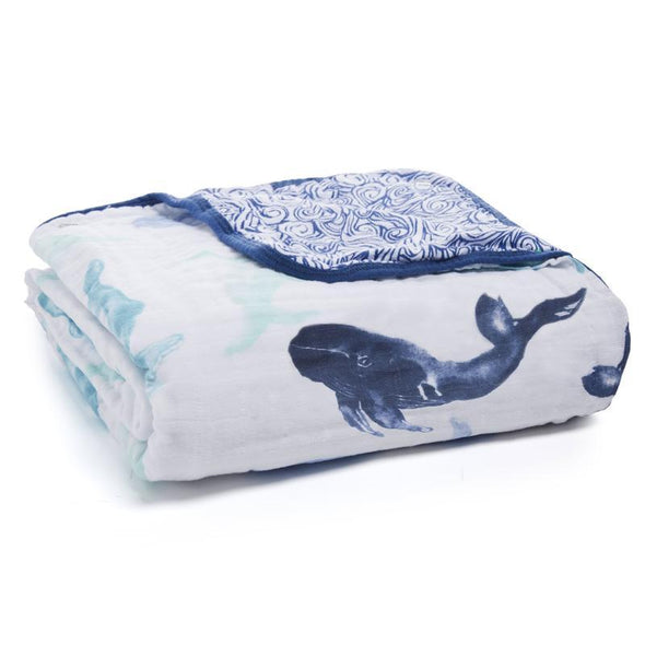 Classic Dream Blanket Seafaring