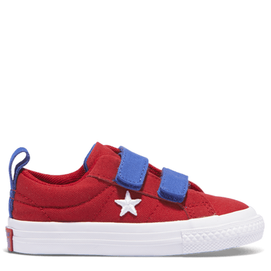 Converse Toddler Country Pride 2v Gym Red
