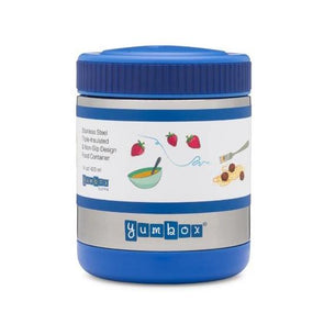 Yumbox Zuppa Food Jar Neptune Blue