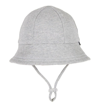 Grey Marle Baby Bucket Hat