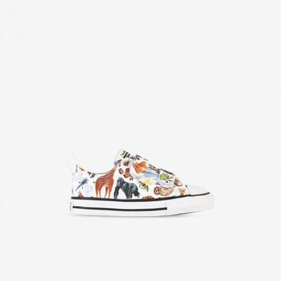 Converse Toddler 2V Ox Animal Print