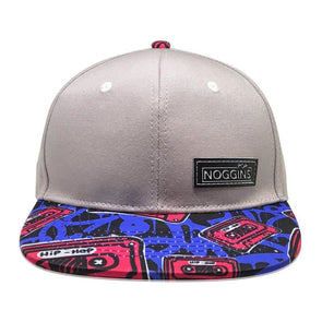 Pop Noggins Mixtape Snapback