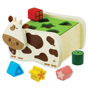 Cow Geo Shape Sorter