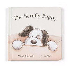 The Scruffy Puppy Book