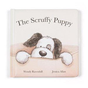 Jellycat The Scruffy Puppy Book