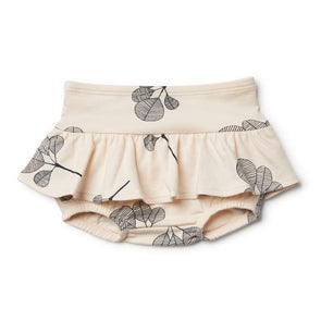 Wilson & Frenchy Fan Leaf Ruffle Nappy Pant