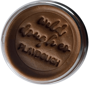 Wild Dough Mud Brown Playdough