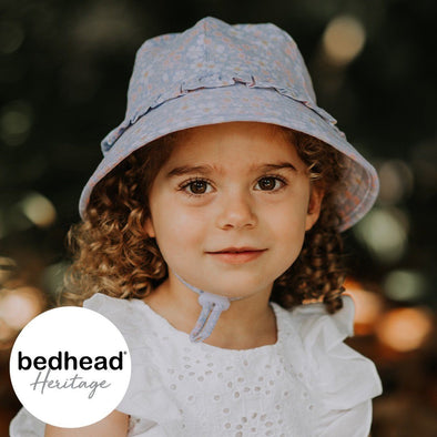 Penelope Toddler Ruffle Bucket Hat