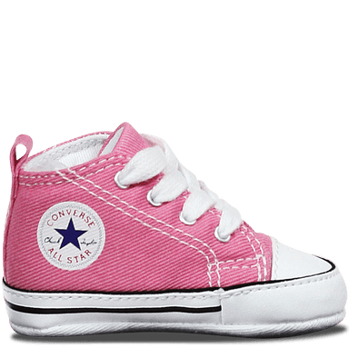 Converse Infant First Star High Top Pink