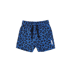 Huxbaby Bright Blue Swim Shorts