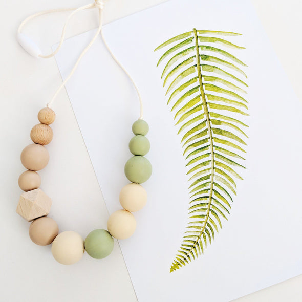 Indi Necklace Earth