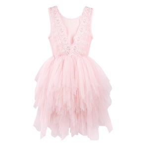 Melody Tulle Dress Petal