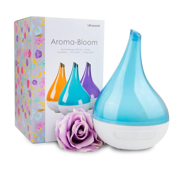 Aroma-Bloom Turquoise