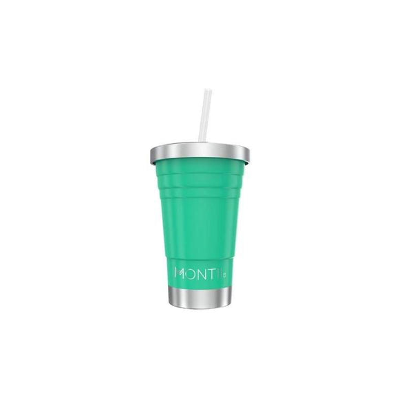 MontiiCo Mini Smoothie Cup Green