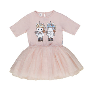 Huxbaby Roller Twins Ballet Dress