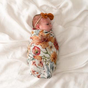Pop Ya Tot Le Picadilly Swaddle