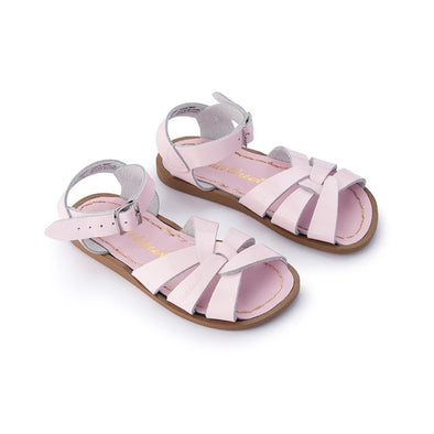 Salt Water Sandals Original Shiny Pink