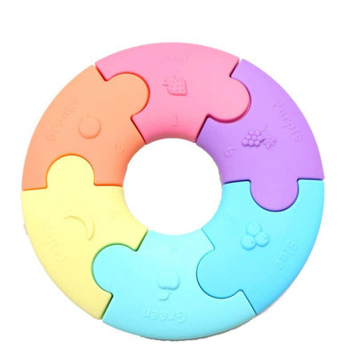 Jellystone Colour Wheel Rainbow Pastel