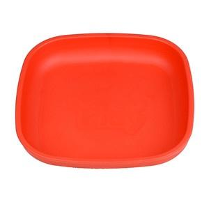 Replay Flat Plate Red