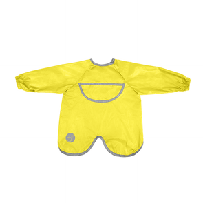 b.box Smock Bib Lemon Sherbert