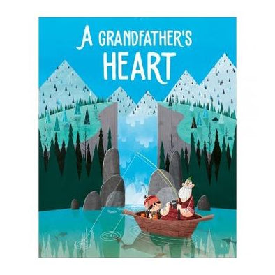 Sassi A Grandfather's Heart Story Book