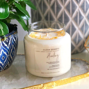 Laced With Kindness Candle Healing