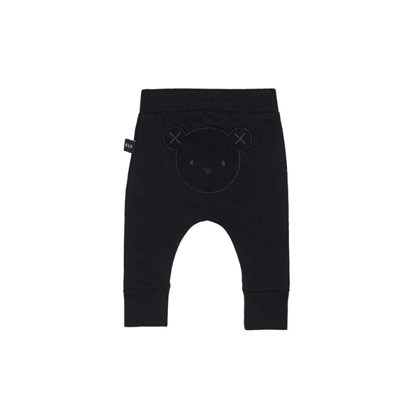 Huxbear Patch Drop Crotch Pants
