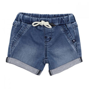 Fox & Finch Denim Short