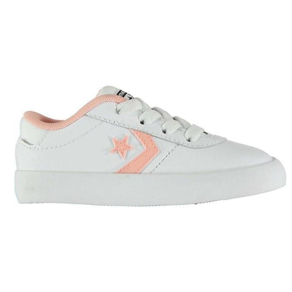 Converse Kid Point Star Low Top Pale Coral