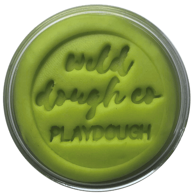 Wild Dough Lilypad Lime Playdough