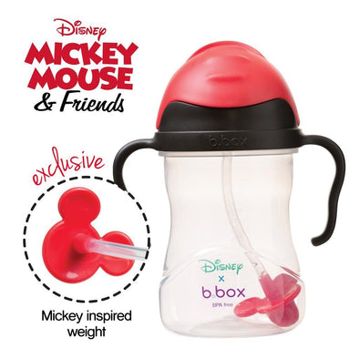 b.box  Disney Sippy Cup Mickey Mouse