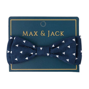 Hunter Navy Bow Tie