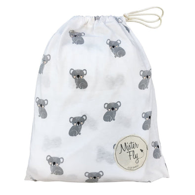 Koala Fitted Cot Sheet