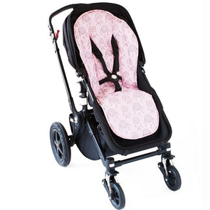 Bambella Designs Pram Liner Pink Dreamcatchers