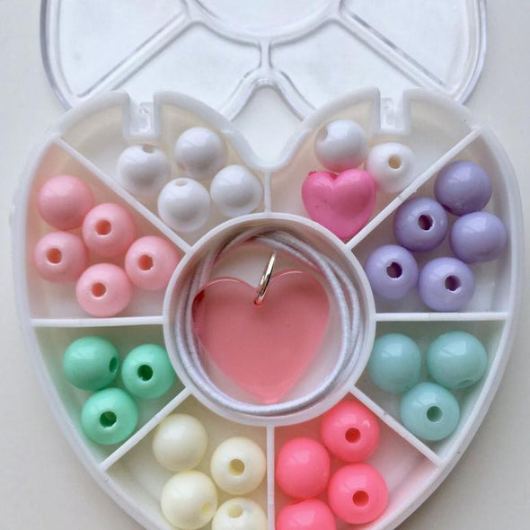 Bobble It Yourself Mini Heart Pastel