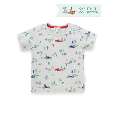 Pure Baby Magic Forest Tee