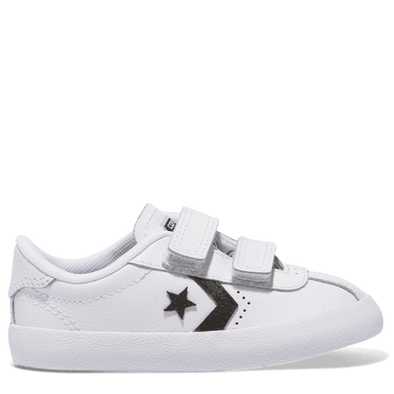 Converse Toddler Breakpoint 2V Leather Low Top White