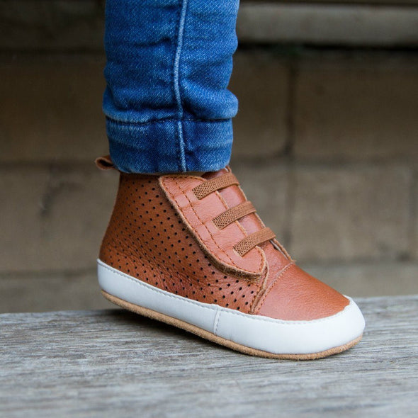 Brooklyn Pre Walkers Vintage Brown