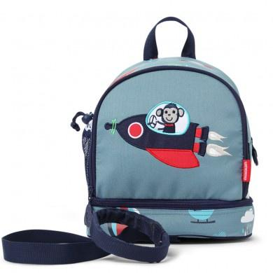 Penny Scallan Junior Backpack With Rein Space Monkey