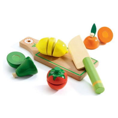 Fruit & Vegetable To Cut