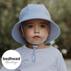 Stripe Toddler Bucket Hat