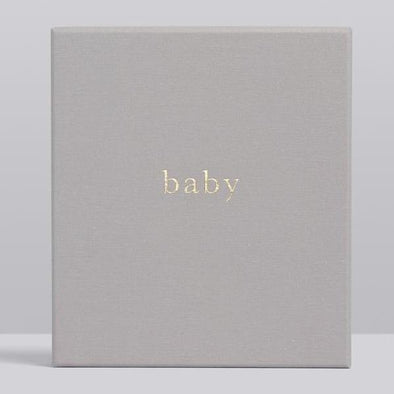 Baby Your First Five Years Light Grey
