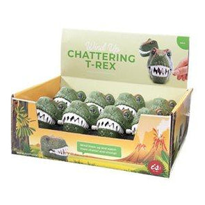 Wind Up Chattering T-Rex