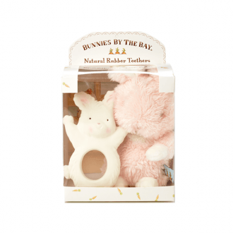 Bunny Teether & Wittle Softie
