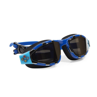 Bling2O Swim Goggles Game Controller Dark Blue