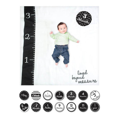 Love Beyond Measure First Year Blanket