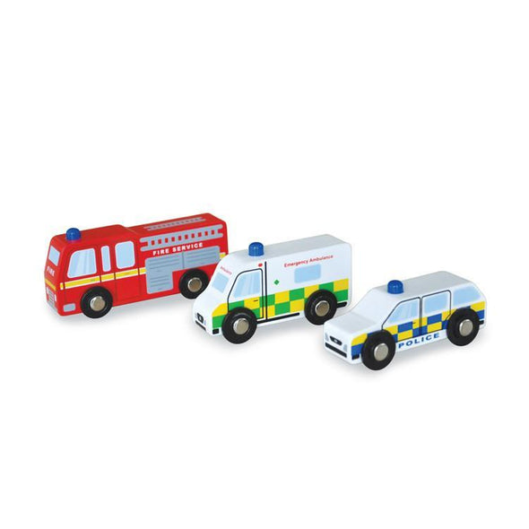 British Emergency Vehicles